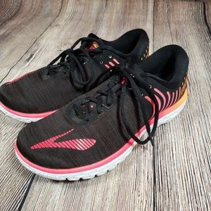 Brooks Pure Flow 6 running shoes womens size 9
